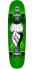 Flip Eyeball Cruzer - Green - 8.0in x 32.35in - Complete Skateboard