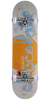 Chocolate Perez Art Dump Chunk - White - 8.0in x 31.75in - Complete Skateboard