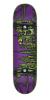 Creature Catacombs Regular Sk8 - Purple - 7.8in x 31.7in - Complete Skateboard