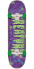 Creature Detox Regular Sk8 - Purple - 8.0in x 31.6in - Complete Skateboard