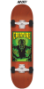 Creature Lil Devil Team Mini Sk8 - Orange - 7.0in x 29.2in - Complete Skateboard