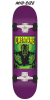 Creature Lil Devil Team Mid Sk8 - Purple - 7.25in x 29.9in - Complete Skateboard
