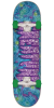 Creature Detox Regular Sk8 - Blue - 7.8in x 31.7in - Complete Skateboard