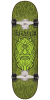 Creature Cyclops - Green - 8.2in x 31.69in - Complete Skateboard