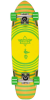 Dusters Bird Cruiser - Kryptonics Green - 27.0in - Complete Skateboard