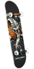 Powell Peralta Cab Dragon - Grey - 7.75in x 31.75in - Complete Skateboard