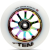 Ten Pro 2017 - 86a 110mm - Neo Chrome/White- Scooter Wheel