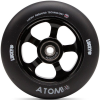 Atom Pro 2017 - 110mm - Black/Black - Scooter Wheel