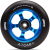 Atom Pro 2017 - 110mm - Blue/Black - Scooter Wheel