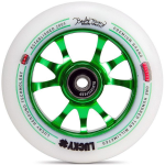 Toaster Pro 2017 Bayle Maxcy Signature -  110mm - White/Green - Scooter Wheel