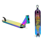 Lucky Covenant Pro Deck  - NeoChrome - 4.45in x 20.5in - Scooter Deck