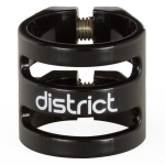 District S Light Double - Black - Scooter Clamp