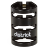 District S Light Triple - Black - Scooter Clamp