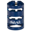 District S Light Triple - Blue - Scooter Clamp