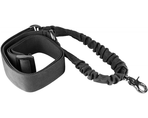 Aim Sports Bungee Sling - Single Point - Black (AOPS)