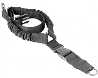 Aim Sports Bungee Sling - Single Point - Black (AOPS01B)