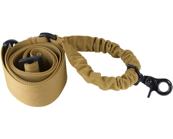 Aim Sports Bungee Sling - Single Point - Tan (AOPST)