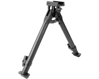 Aim Sports AR-15 Rail Mounted Bipod - Short (BPARS)