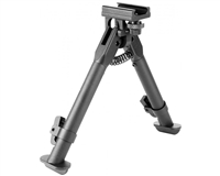Aim Sports AR-15 Rail Mounted Bipod - Short (BPARSS)