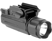 Aim Sports Compact Flashlight - 220 Lumen (FQ220)