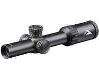 Aim Sports 1-6x24 30mm Rifle Scope w/ CQ1 MOA Reticle - Alpha 6 Series (JA6HD1624CQ)