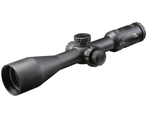 Aim Sports 4.5-27x50 30mm Rifle Scope w/ MR1 MRAD Reticle - Alpha 6 Series (JA6HD452750MR)