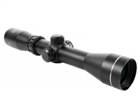 Aim Sports 2-7x42mm Rifle Scope w/ Mil Dot Reticle - Scout Series (JHI2742G-M)