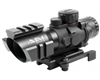 Aim Sports 4x32mm Gun Scope w/ Arrow Reticle - Recon Series (JTCTQ432G)