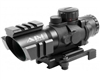 Aim Sports 4x32mm Gun Scope w/ 3/4 Circle Reticle - Recon Series (JTHTQ432G)