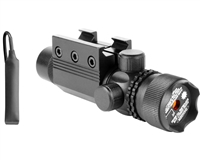 Aim Sports Tactical Laser Sight w/ Strike Bezel - 5mw - Green (LG002)