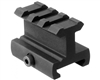 Aim Sports Riser Rail Mount For AR-15's - High (ML111)