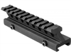 Aim Sports High Riser Rail Mount For AR-15's - Medium (MT012M)