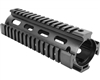 Aim Sports Drop In Quad Rail Handguard - M4 Carbine (MT021)