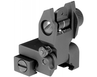 Aim Sports AR-15 Flip Up Rear Sight (MT201)