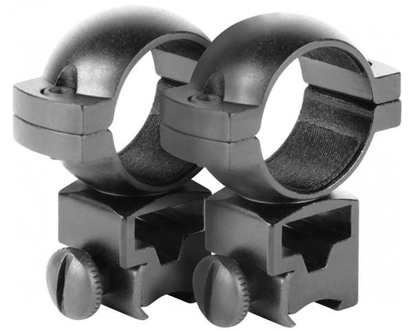 "Aim Sports Dovetail Rings - High 1"" (QD10T)"