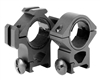 Aim Sports Weaver Rings/Tri Rail - 30mm - Medium (QT02)