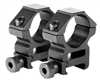 "Aim Sports Weaver Rings - 1"" Medium (QW10N)"