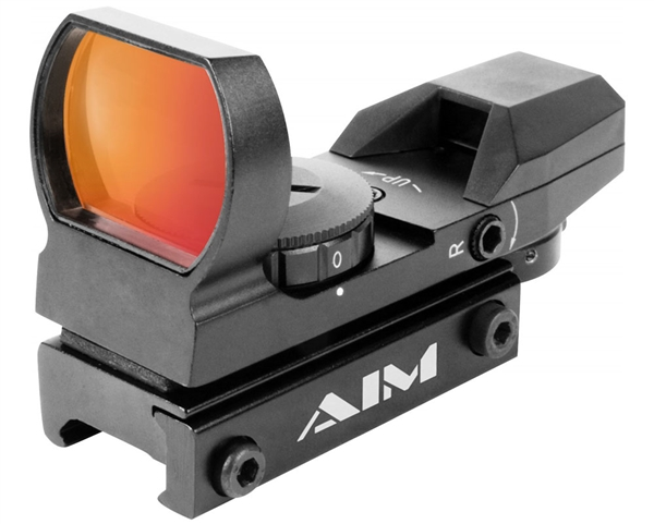Aim Sports 1x34mm Reflex Gun Sight (RT4-01)