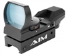 Aim Sports 1x34mm Reflex Gun Sight (RT4-03)