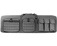 "Aim Sports 46"" Gun Bag - Black (TGA-PWCB46)"