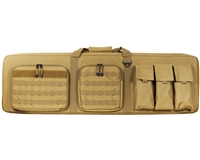 "Aim Sports 46"" Gun Bag - Tan (TGA-PWCT46)"