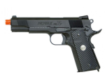 Socom Gear Full Metal NOVAK Next 1911 Gas Blow Back Airsoft Pistol - Black