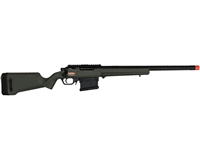 Amoeba Bolt Action Airsoft Rifle - AS-01 Striker Gen 5 - Olive Drab