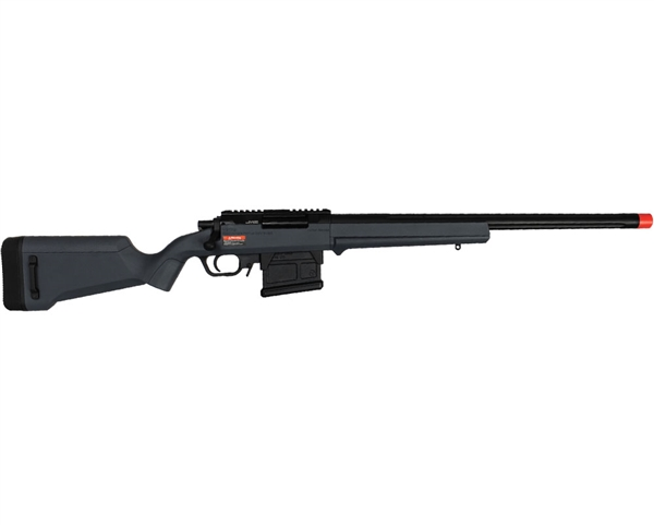 Amoeba Bolt Action Airsoft Rifle - AS-01 Striker Gen 5 - Urban Grey