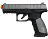 Beretta Blowback CO2 Airsoft Pistol - APX - Silver/Black