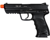 H&K Blowback Gas Airsoft Pistol - HK45 - Black