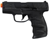 Walther PPS M2 Tactical Blowback CO2 Airsoft Pistol - Black