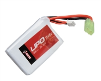 Echo 1 Airsoft Lipo Battery - 7.4v 1600mah 30c (#7)