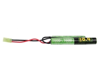 Valken Energy Airsoft Battery - 8.4V NiMH 1600mAh - Nunchuck