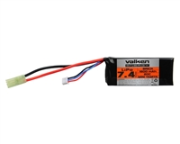 Valken Energy Airsoft Battery - 7.4V 1600mAh LiPo 20C - Mini Brick